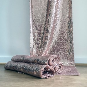 Rose Gold Sequin Table Runners £4 each