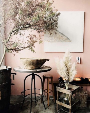 Desert Pink Tones - Image found on Coco Kelly Blog