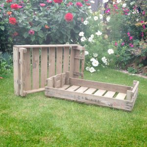 X2 fruit crate, usual price £5, offer price £4