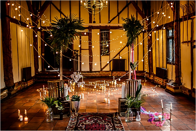 The White Emporium Venue Stylist Bedfordshire
