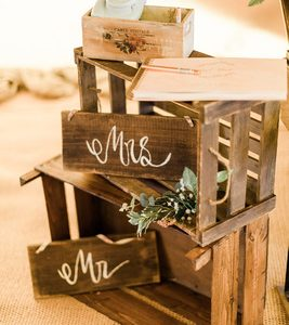 Wooden Crates to hire