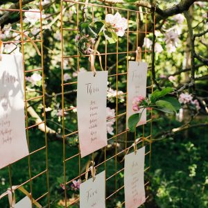 Copper Grids to hire Bedfordshire. Image from Emily Little Photography.