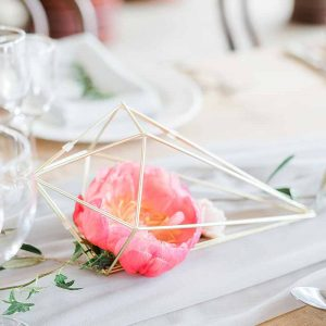 Geo Shape available to hire. Photo from Summer Lily.