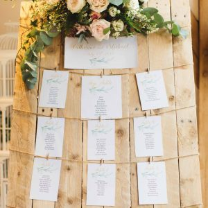 Rustic Wood Table Plan To Hire