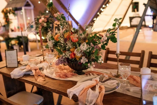 Tablescape styling from The White Emporium